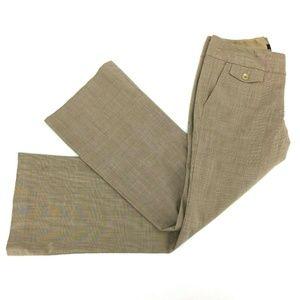 Banana Republic Lined Stretch Pants  Size 6